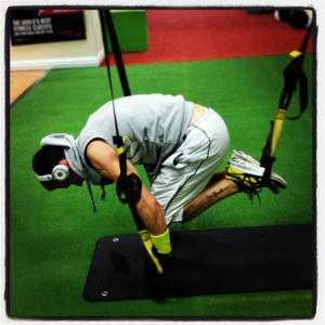 bodyFUNC TRX workout