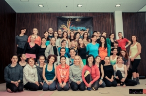 Pilates EVO Masterclass at Pilates Carnival Krakow