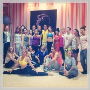 Pilates EVO Education Moscow