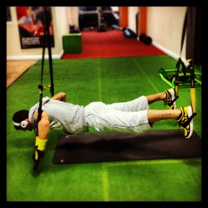 Chris Hunt Fitness TRX 2