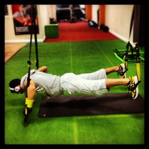 Chris Hunt Fitness TRX 2